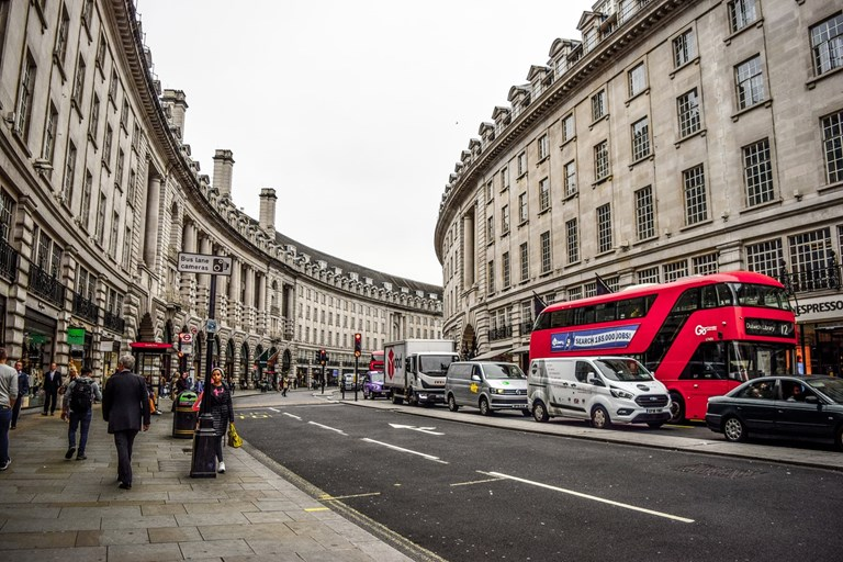 Congestion charge comes back into effect
