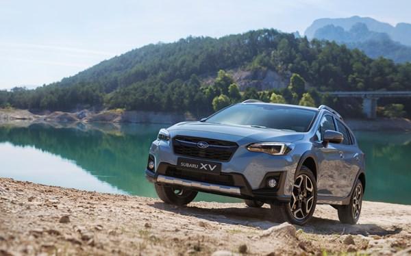 Subaru XV 1.6i SE Premium Lineartronic PCP Offer