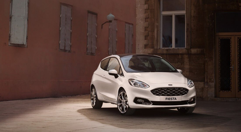 Ford Fiesta Vignale Edition Offer