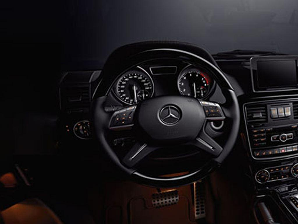 G-Class Steering Wheel