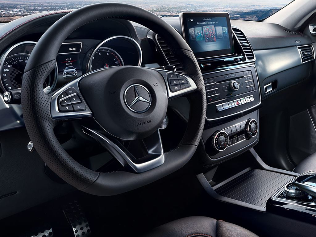 GLE Coupe Steering Wheel