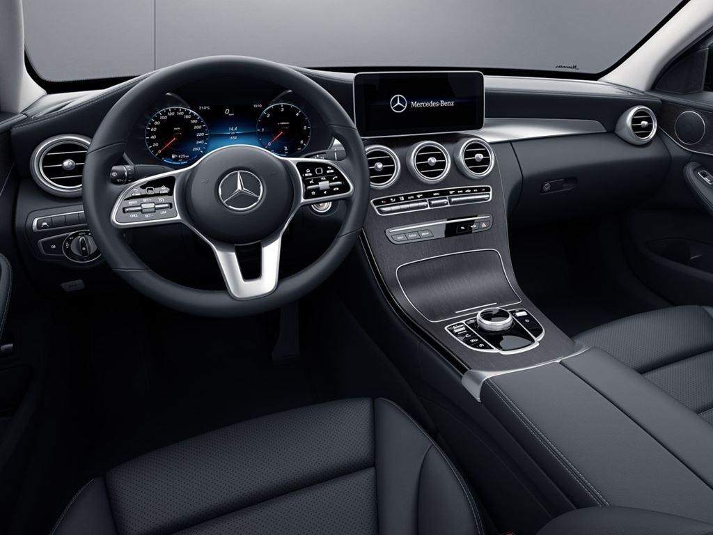 C-Class Saloon Front Cabin