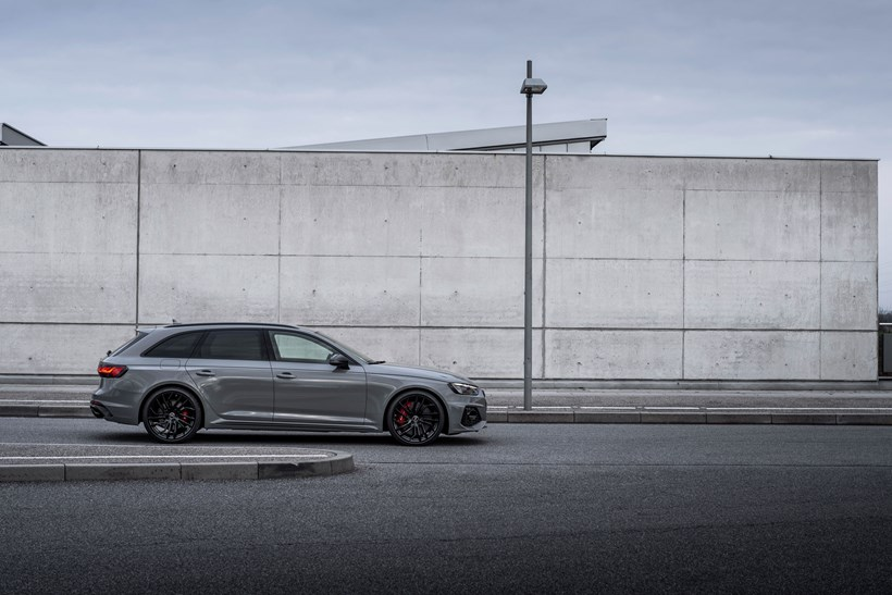 RS 4 Avant