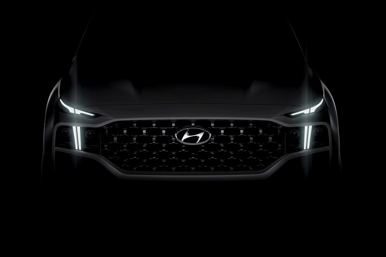 Hyundai Motor reveals first glimpse of the new Santa Fe