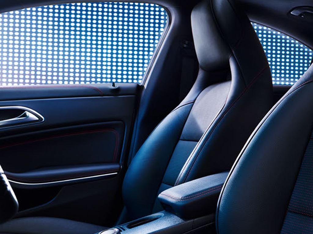 CLA Coupe Interior Seats