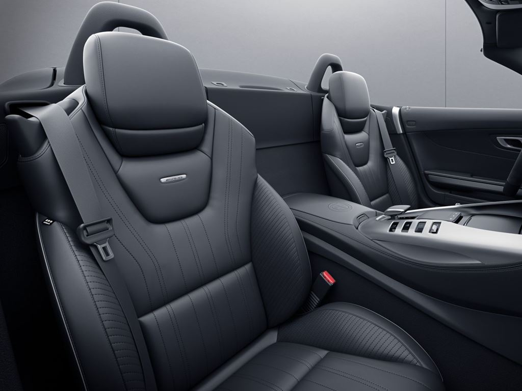 AMG GT Roadster Interior