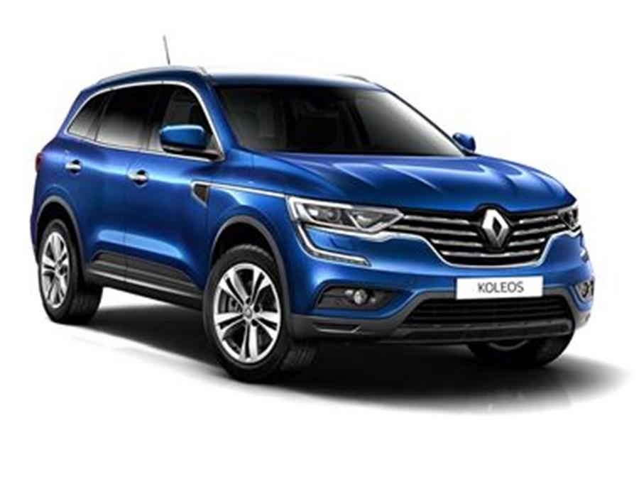 Renault Koleos Iconic Blue dCi 150 X-Tronic