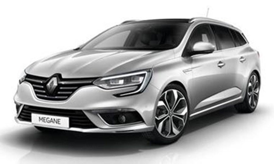 Renault Megane Sport Tourer Play TCe 140