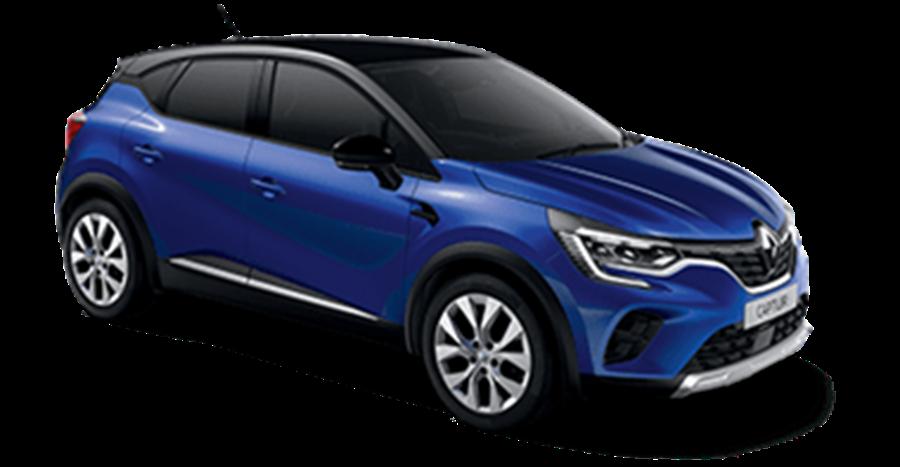 Renault New Captur Iconic TCe 100