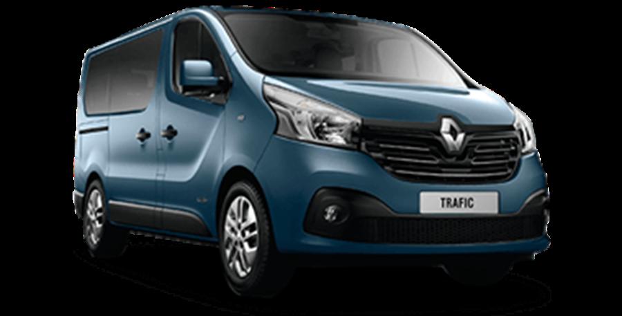 Renault Trafic Passenger 9 Seater Business SL28 dci120