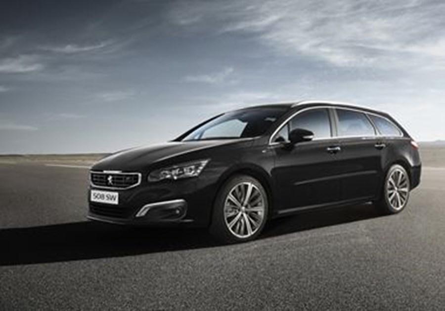 Peugeot All-New 508 SW Active 1.5L BlueHDi 130