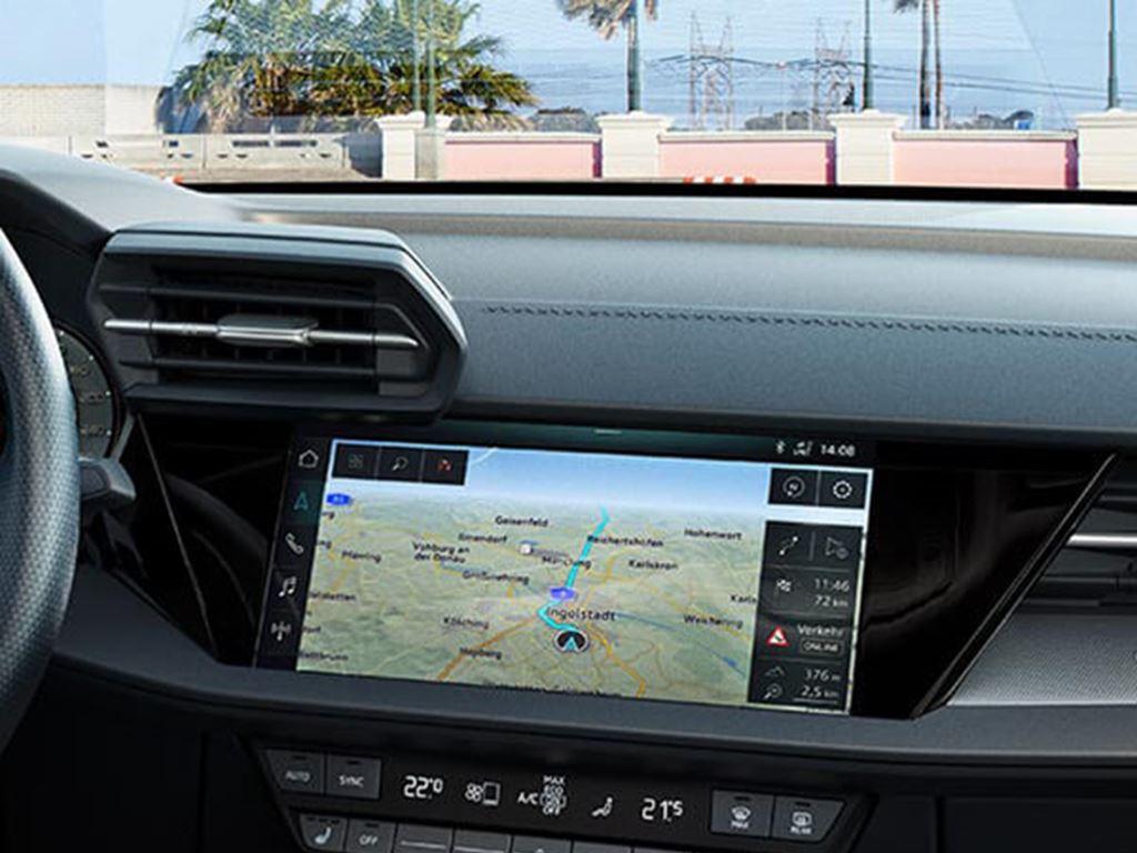 A3 Sportback Interior Screen