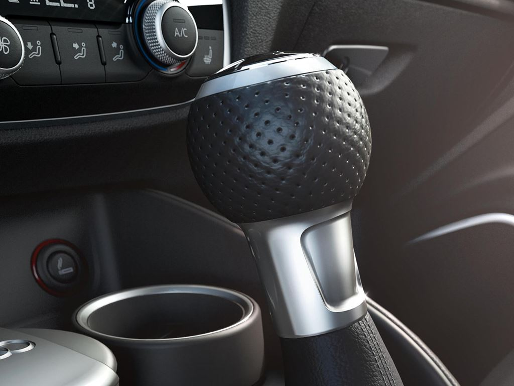 A3 Cabriolet gearstick