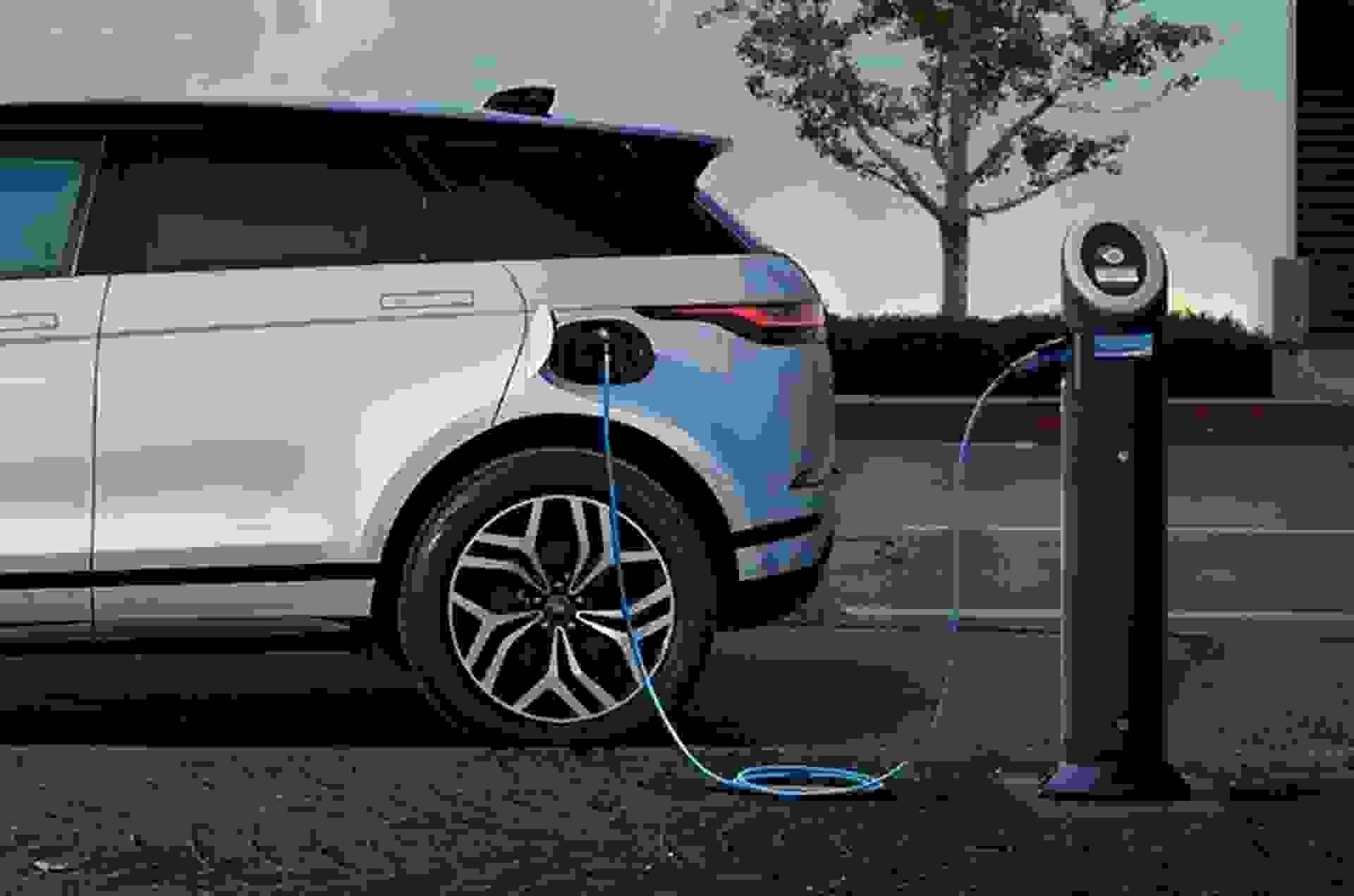 New Range Rover Evoque Plug-in Hybrid