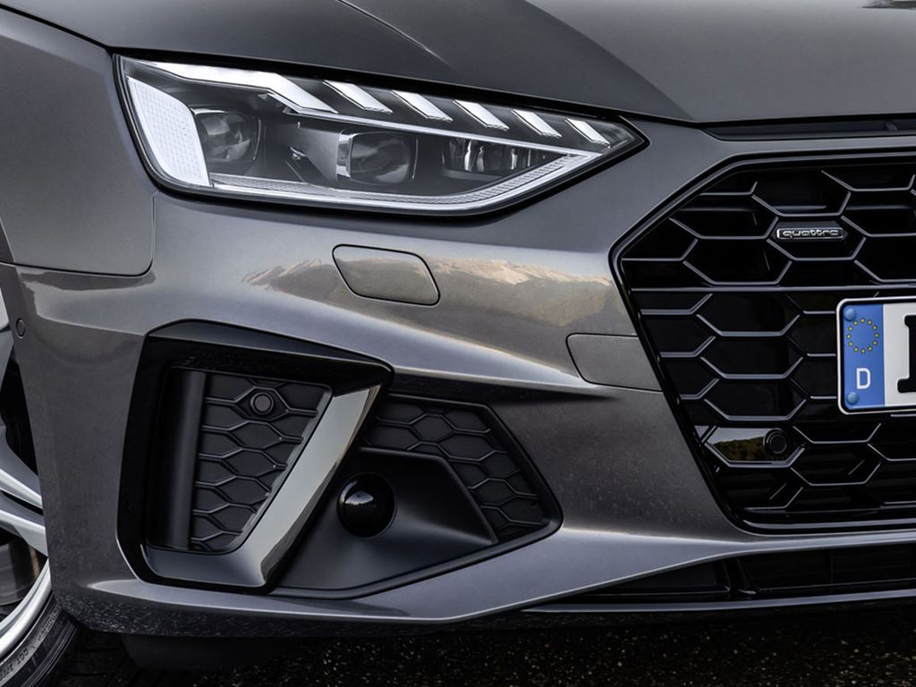 A4 Saloon Front Grille
