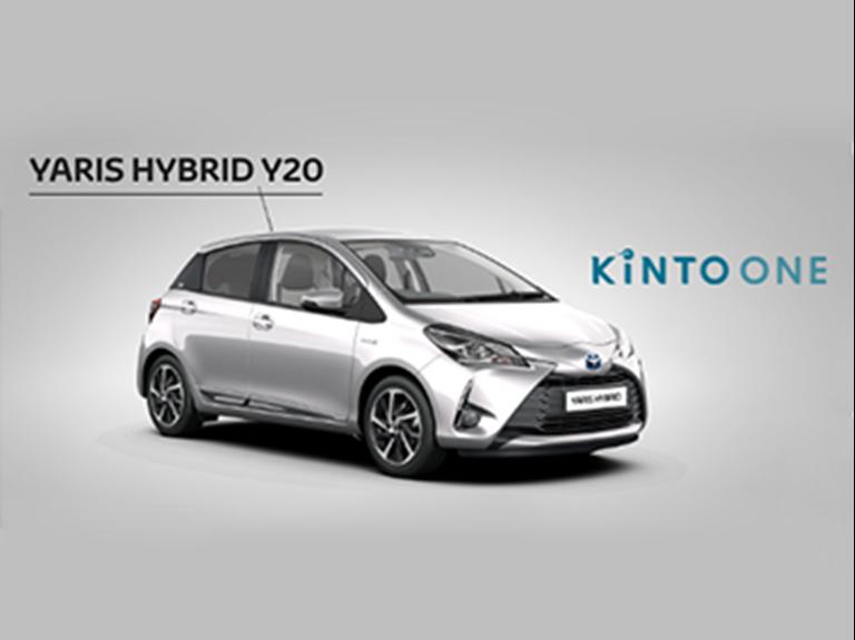 Yaris Hybrid Y20