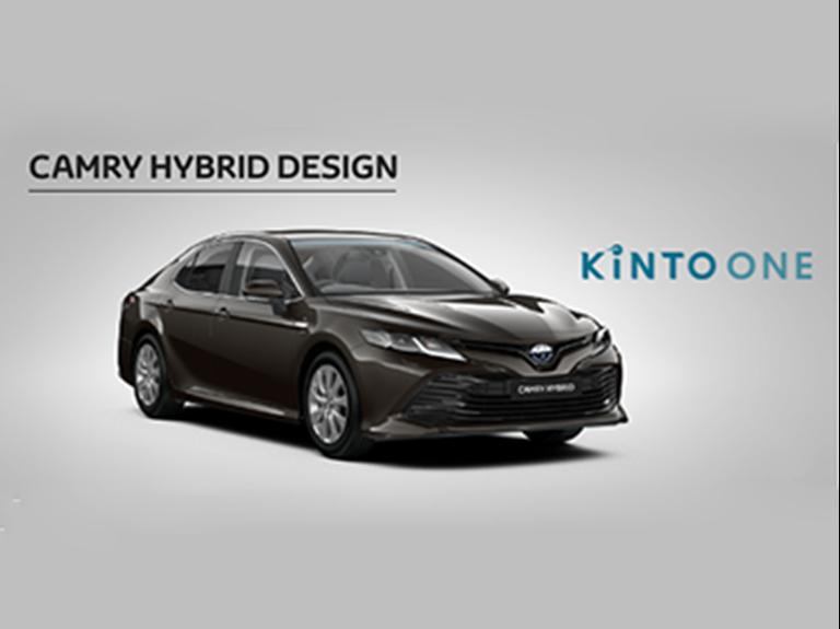 Camry Hybrid Design