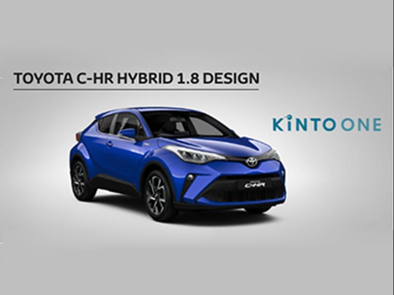 C-HR Hybrid Design 1.8