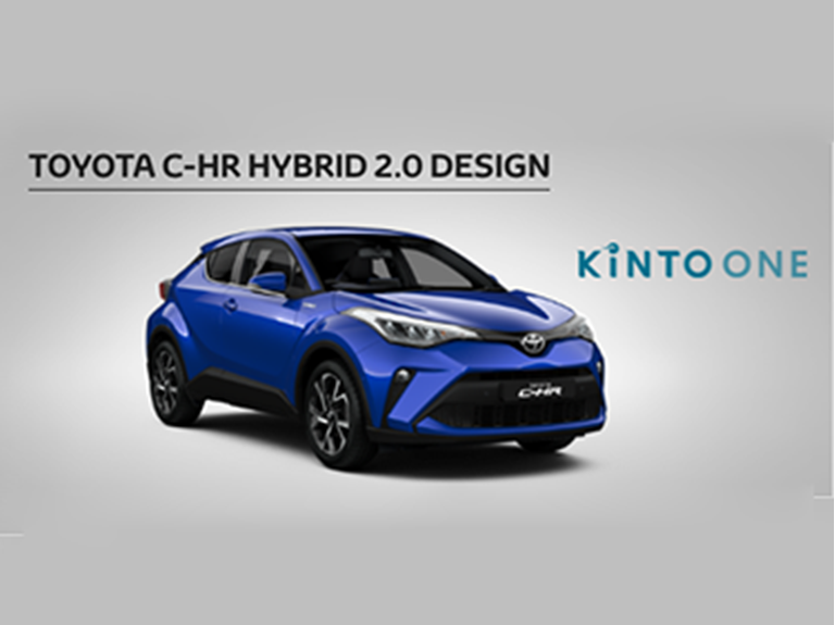 C-HR Hybrid Design 2.0
