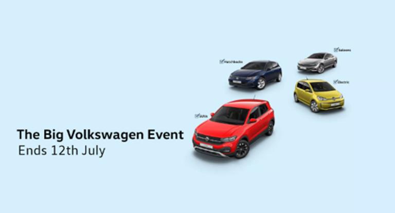 The Big Volkswagen Sale Event