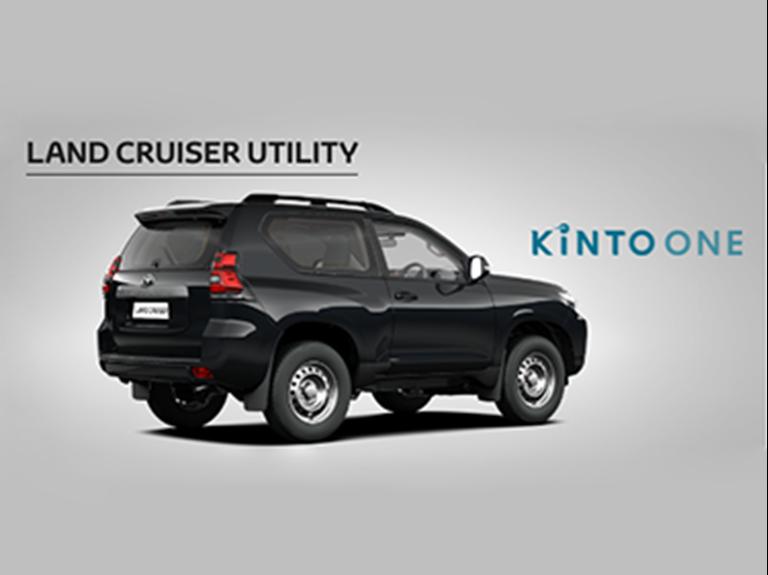 Land Cruiser Utility
