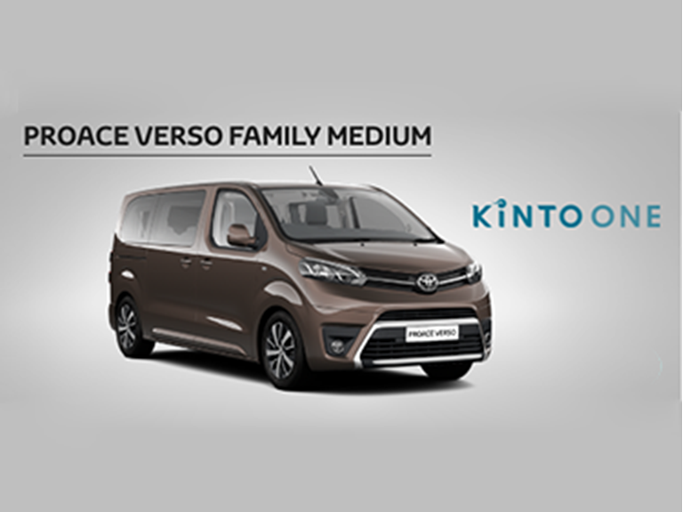 PROACE VERSO Family Medium
