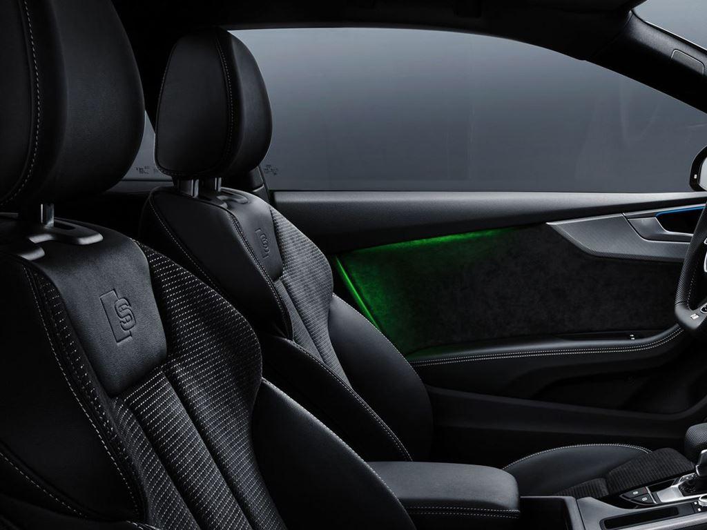 A5 Coupe Interior