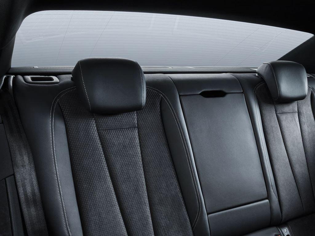 A5 Coupe Rear Seats