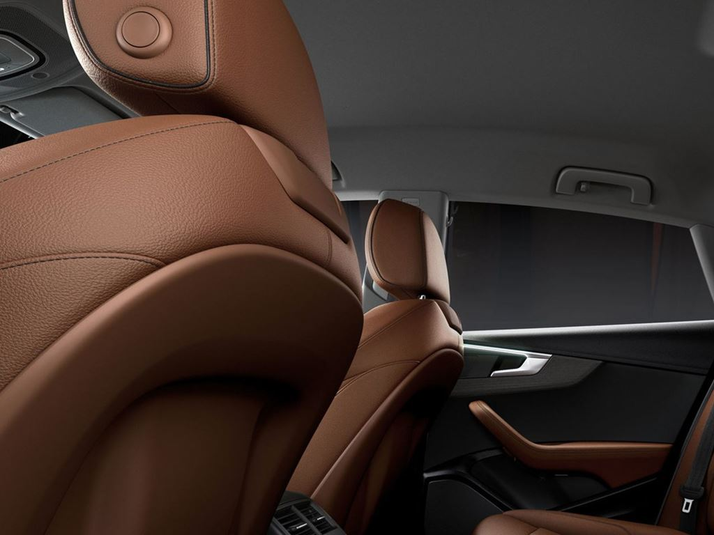 A5 Sportback Brown leather seats