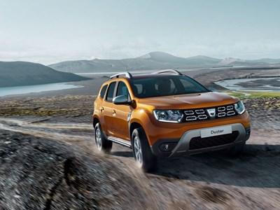 Dacia Range Post Lockdown Offer