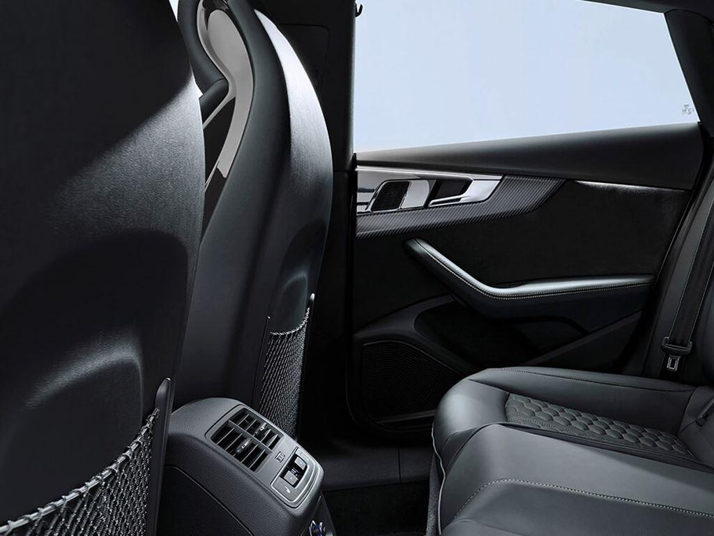 RS5 Sportback Rear seat