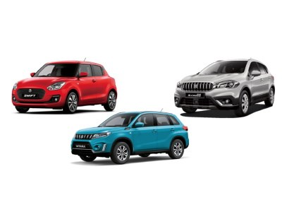 Suzuki Contract Hire Offers