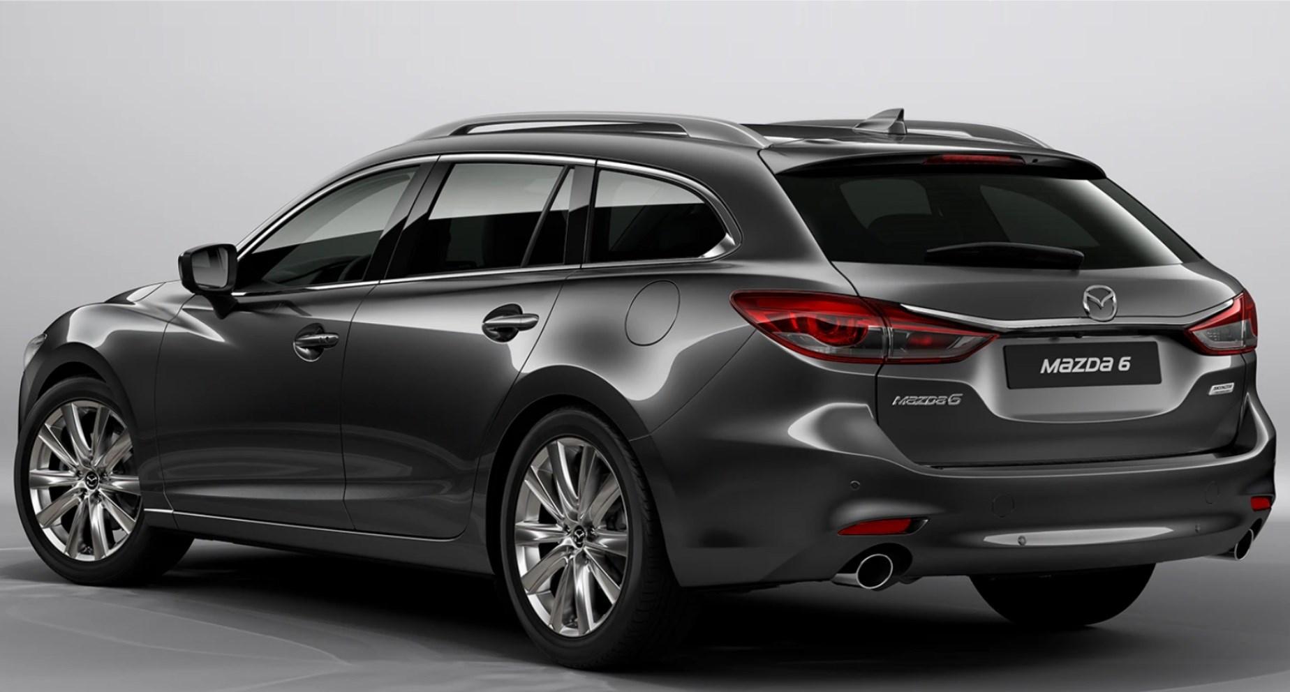 Mazda6 Tourer
