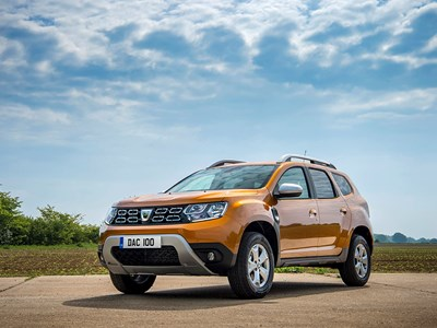 Dacia Motability - Duster Offers
