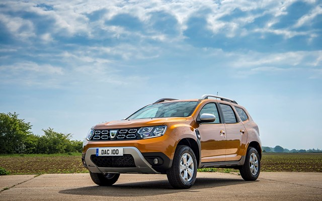Dacia Motability - Duster Offers