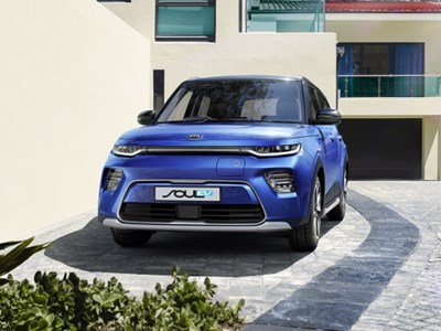 All-New Fully Electric Soul EV - Up to 280 Miles on a single charge