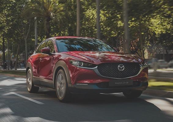 Mazda All-New Mazda CX-30