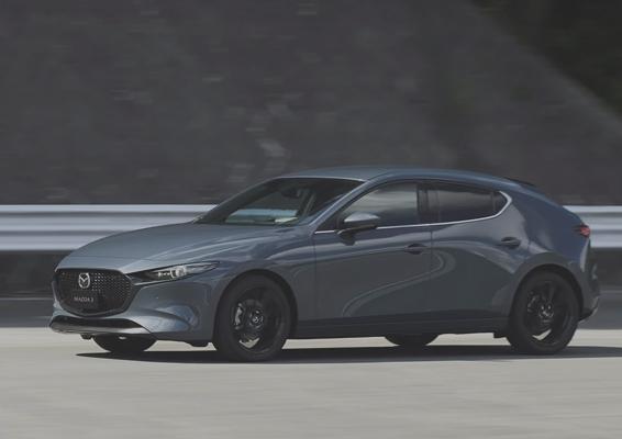 Mazda All-New Mazda3