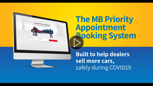 MB's Showroom Priority Booking System Launched