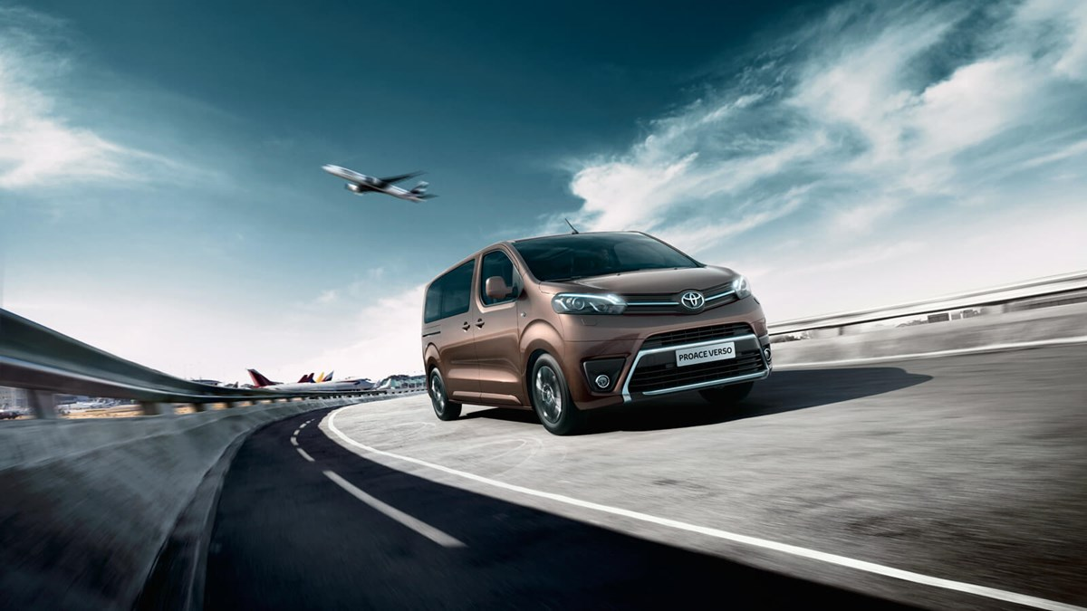 NEW PROACE VERSO
