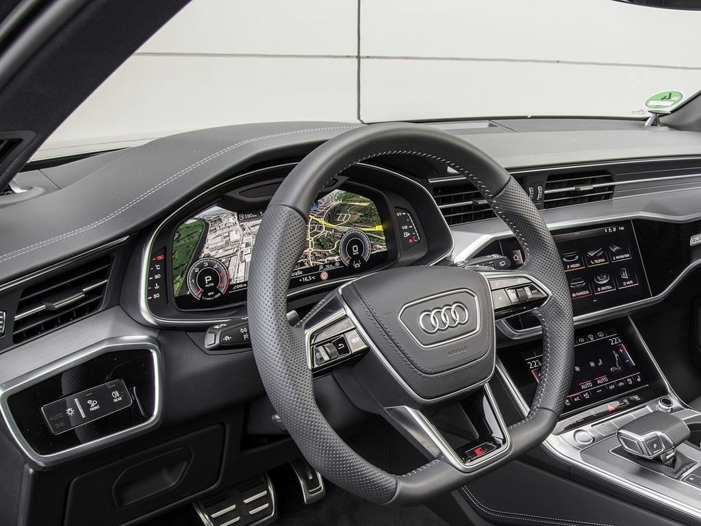 A6 Avant Interior