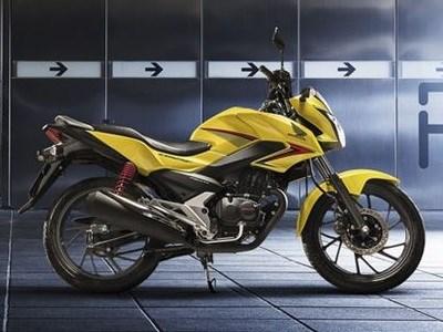 Honda - CB125F Offers