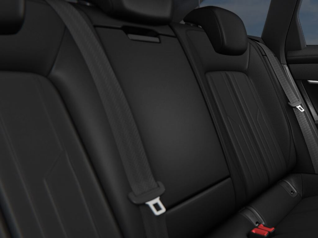 A6 allroad rear seats