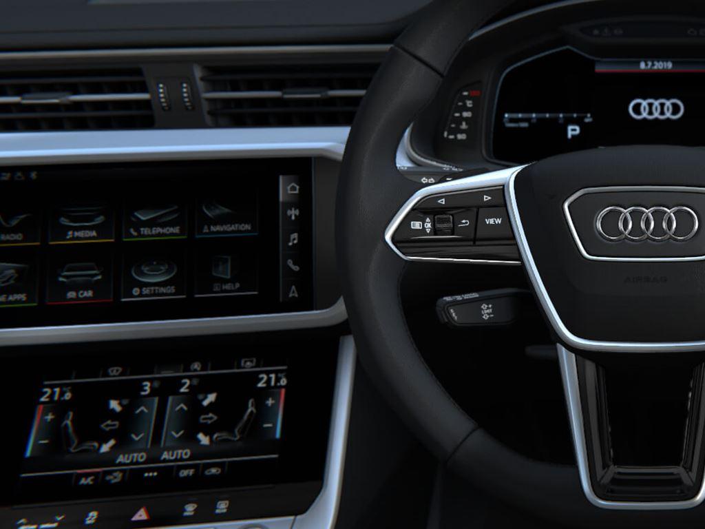 A7 Sportback Steering Wheel
