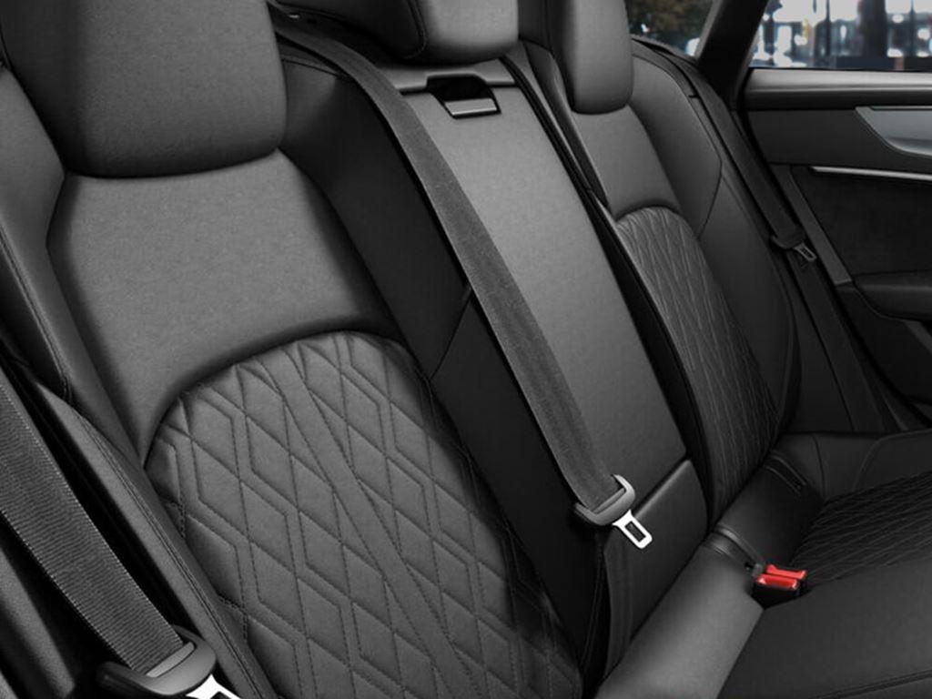 S7 Sportback Interior Seats