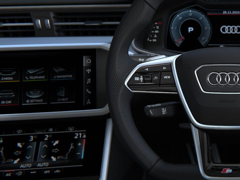 S7 Sportback Steering Wheel