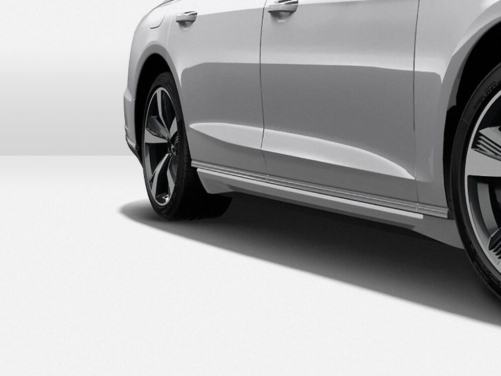 A8 TFSI e alloy wheels