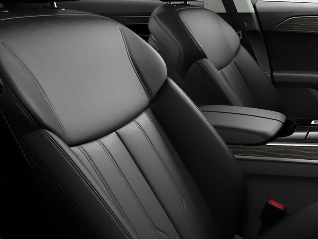 A8 L TFSI e front seats