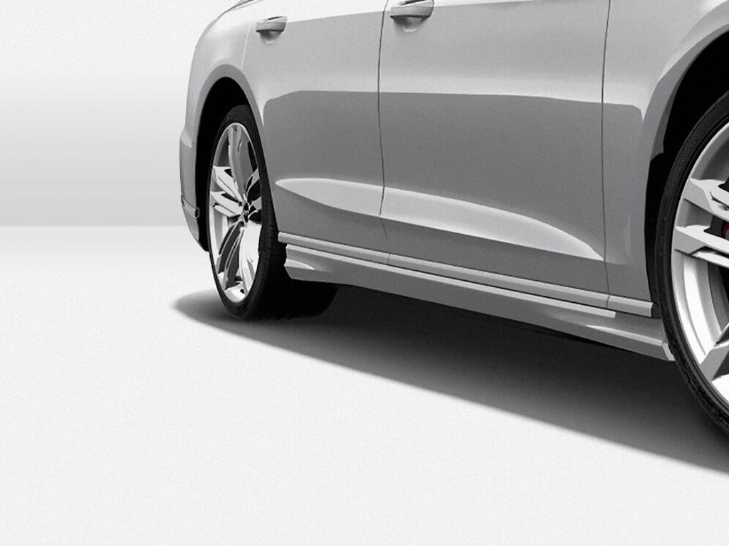 White Audi S8 Alloy Wheels