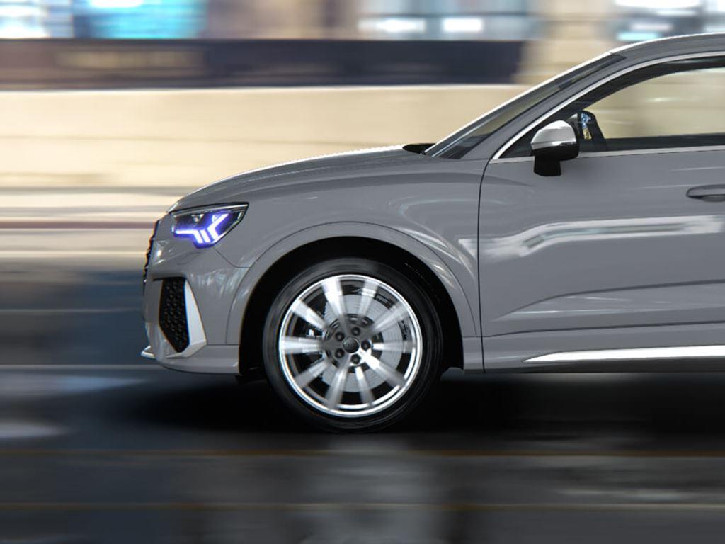 Grey RS Q3 Sportback